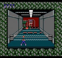 The Second Level Had a Semi-3d Perspective. Pretty Unique for Its Time, Too.