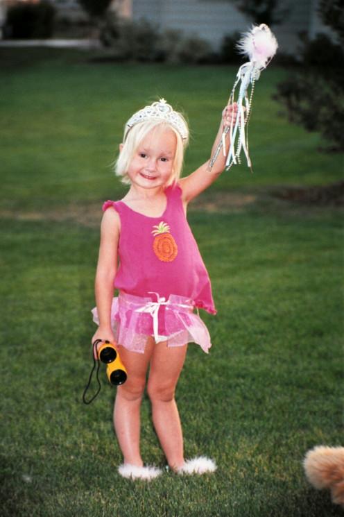 Savannah, age 2