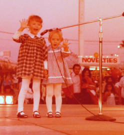 Young children performing at Az. State Fair