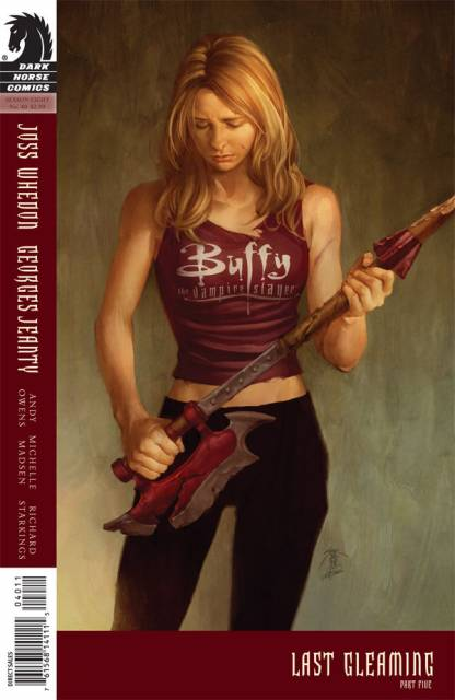 Buffy the Vampire Slayer Comic Book Series, Released by Dark Horse Comics