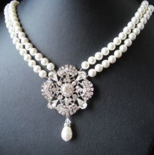 Traditional English Heirloom Necklace
