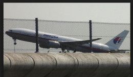MH 17 taking off