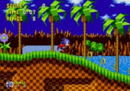 Sound aside, the Original Sonic Game Had a Lot Going for It. Vibrant Graphics for the Genesis, and a Main Character That Ran Really Really Fast. Such a Fun Game - and Not Horribly Difficult like Some Games Are. They Put a Lot of Thought into This.