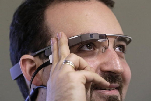 Google Glass has controversy mostly surrounding the fact that it can snap pictures and record video.