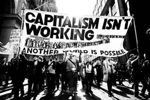 Capitalism as is, is not working