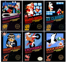 The Black Boxes Were the First Designs That Nintendo Used for Their Games. Many Gamers Will Tell You That These Things Are Symbols of the Golden Era of Video Gaming.