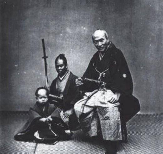 Yasuke African Samurai of 16th century Japan