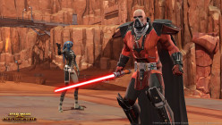 Star Wars The Old Republic Class Overview: Jedi Knight and Sith Warrior (Pre 3.0)