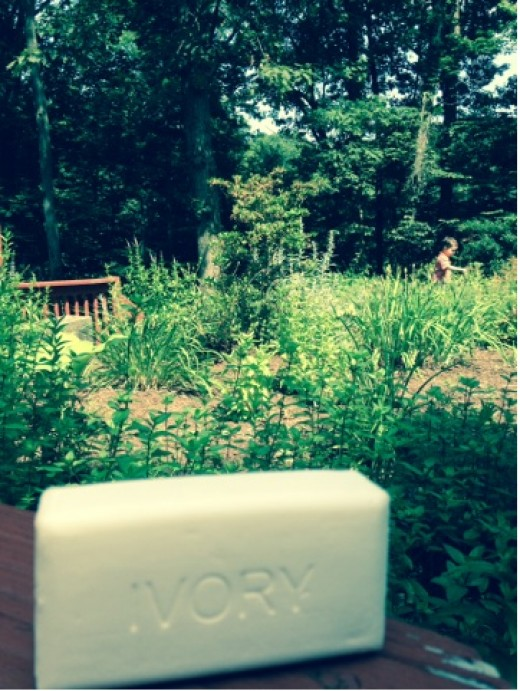 Ivory Soap is a part of my family's life