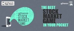 Just Released By ggfinances: Free Stock Market Game iPhone App