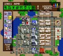 Don't Let the Clunky Looking Interface and Graphics Fool You. This Was Actually a Seriously Fun Game, and It Worked Very Seamlessly. Sim City 2000 on the SNES Was Much Clunkier. Yeah, Sim City Looked Better on a PC, but This Is Still My Favorite Way