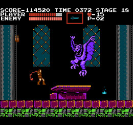 Dracula Comes in Two Different Forms. The First Is Pretty Easy. The Second Form Is Ridiculously Hard! He Leaps around like the Cookie Monster's Insane Cousin! Dude! I Ain't Got Cookies, Man!