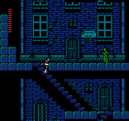 Stairs Were Annoying as All Crap in the Original Castlevania Games. Once You Started on Them, You Were Stuck to Them until You Got Off. Oh Konami, for Shame!