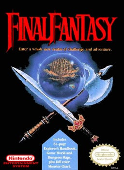 Final Fantasy US Boxart
