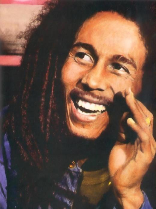 Jamaica's Reggae Icon: The Legend Bob Marley
