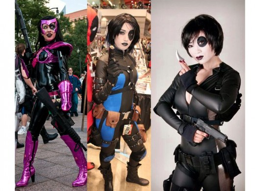 Alternative Domino Cosplay Costumes