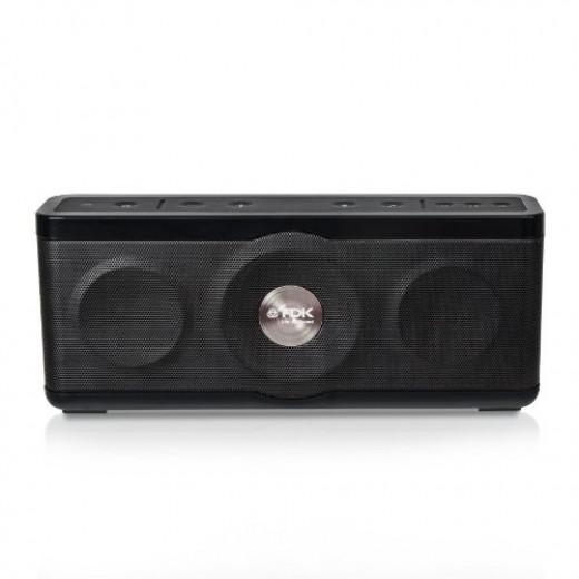 Best waterproof resistant outdoor portable wireless for Best bathroom speakers