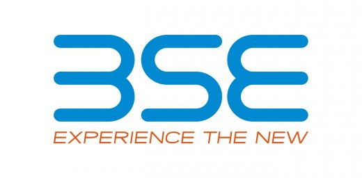 Logo: Bombay Stock Exchange
