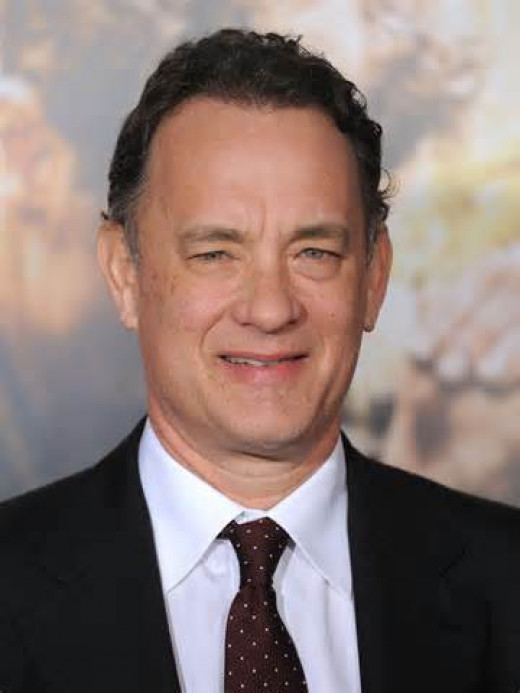 Tom Hanks had a variety of odd jobs prior to becoming a big Hollywood player.  Hanks sold popcorn and peanuts as a vendor at Oakland Coliseum.  Hanks also was employed as a hotel bellman, where he carried the luggage of several famous stars.
