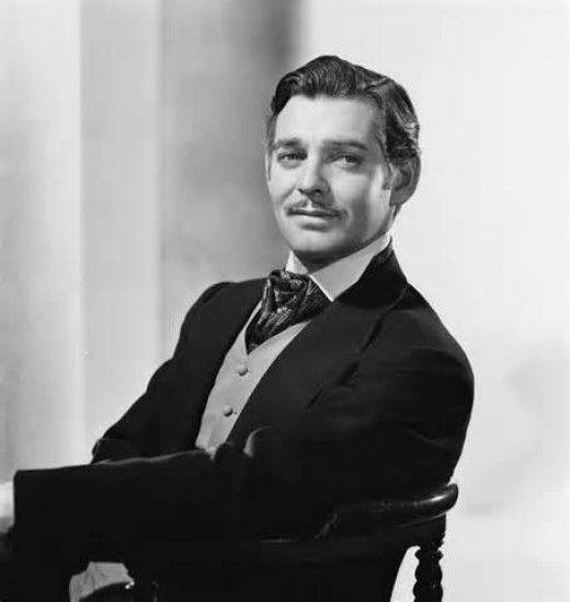 Clark Gable use to give a damn about your neck ties.  He was a necktie salesman before chasing after Scarlett.