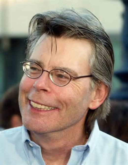 "Stephen King used to be a janitor.  He has stated that he got his idea for ""Carrie"" while cleaning the girl's locker room at the school he worked for as a janitor."
