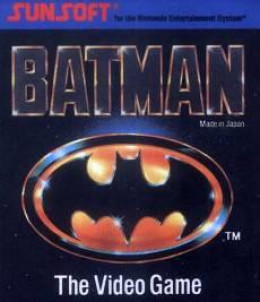 Oh nice. A Batman video game. I'm sure it sucks like all the other movies turned into games. Anyone remember Total Recall? All you did in that game was fight pink midgets in alleys.