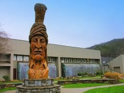 The Museum of the Cherokee Indian celebrates the life of the Cherokee Indian with artifacts, a tour and other facts.