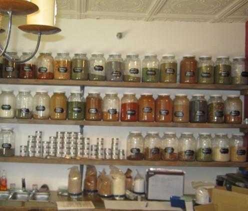 And Spices! http://spicetravelerprescott.com/