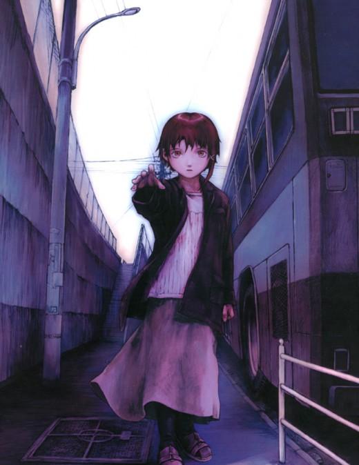 Iwakura Lain, protagonist of Serial Experiments Lain