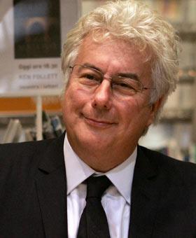 Author Ken Follett
