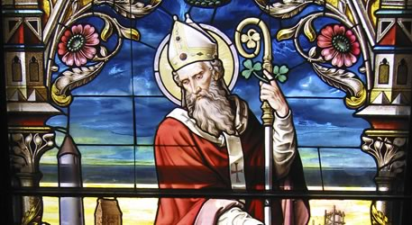 St Patrick The Patron Saint Of Ireland
