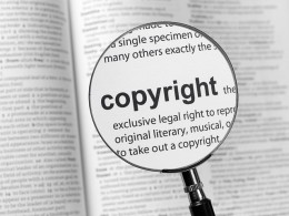Knowing copyright law protects you from lawsuits.