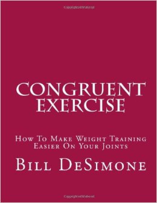 Part of the inspiration for this article comes from this book, please check out more congruent exercise goodness here: https://www.facebook.com/CongruentExercise (I have a link to his book below)