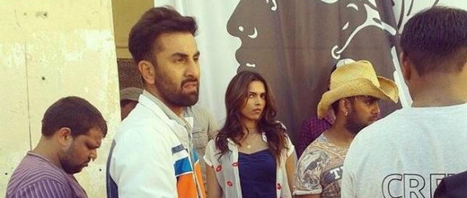 After several pictures of Ranbir Kapoor and Deepika Padukone's characters in their upcoming film Tamasha made its way online, here is a video that was leaked from the sets of the film.