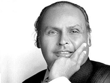 Diru Bhai Ambani, Founder of Reliance Industries