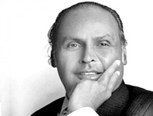 Diru Bhai Ambani, Founder of Reliance Industries