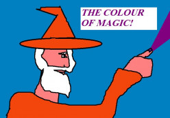 The Colour of Magic.