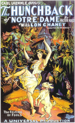 Public Domain Theatre: The Hunchback of Notre Dame (1923)