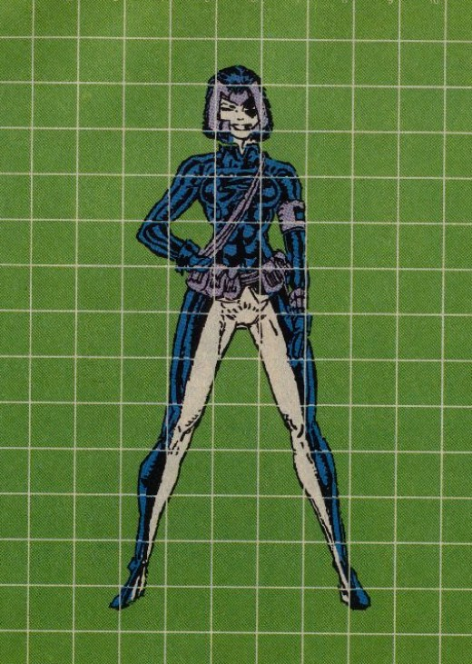 Domino Costume History