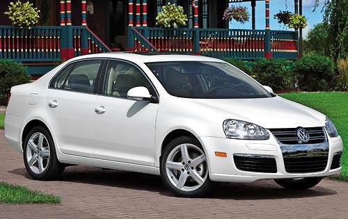 2009 Volkswagen Jetta (S, SE, S PZEV, SE PZEV, SEL PZEV, TDI [DIESEL]) (edmunds.com)
