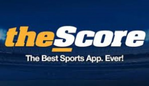 'theScore'- one of the most popular free sports apps for iPhone in the world.