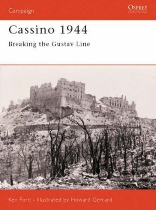 'Cassino 1944 - Breaking the Gustav Line', Ken Ford, Osprey £12.85 available through ebay