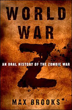 'World War Z', by Max Brooks