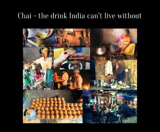 Chai Tea Stalls