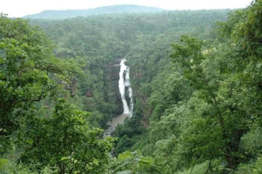 Nidan Water Falls