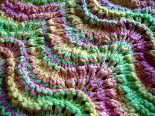Always Dry Knitted Fabrics Flat