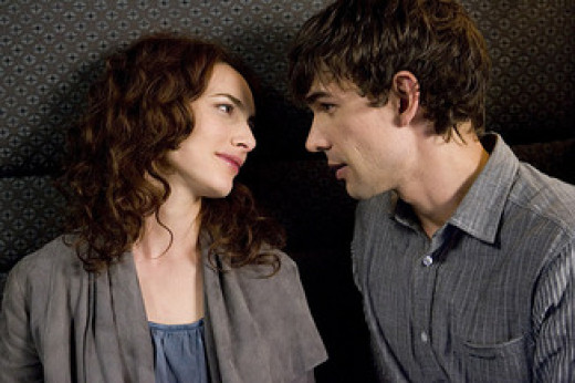 Natasha and Auggie were once in love. Can they rekindle embers of love?