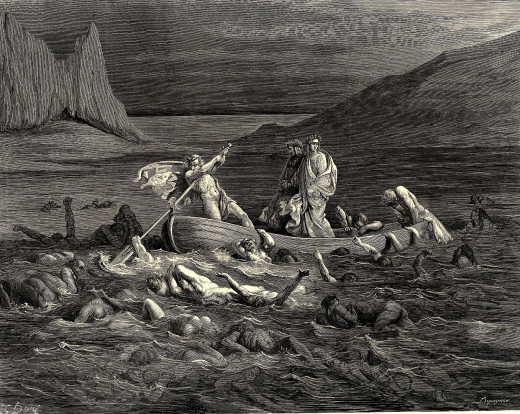 Dante's Inferno: Canto VIII