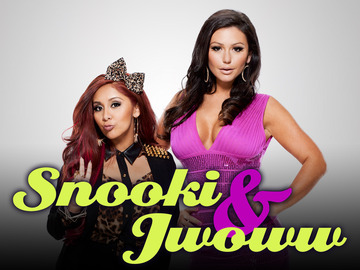 "Promo picture for ""Snooki & Jwoww"""