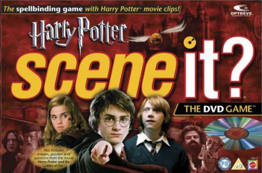 Harry Potter Scene It game